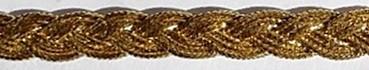 Arany színű díszítő szalag 10 mm 245 Ft/m (20m)