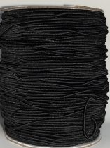 Gumizsinór 1,5 mm, hengeres, fekete vagy fehér kalapgumi 40 Ft/m (100 m)