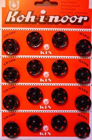 Patent NO.:8  Ø 20,9 mm.  2990  Ft/levél (16 pár/levél)
