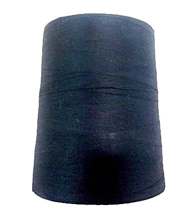 Pamut cérna, fekete, 5000 méter, 50-es vastagságú, 100 % pamut, 3000 Ft / orsó