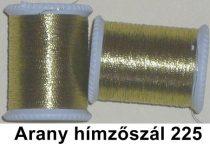Cérna vékony szálú, arany, 200 Ft/orsó
